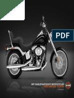 Harley Davidson Fxstc Softail Custom 04