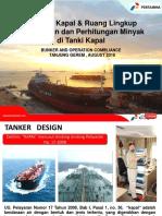 Anatomi Kapal & Ruang Klingkup Pengukuran & Perhitungan Di Kapal - Mar 2018