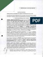 Contrato Contruccion Doble via Huarina Achacachi