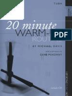 20 Minutes WARM-UP Routine
