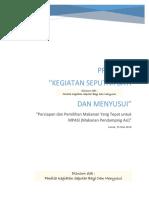 Cover Proposal Sponsorship