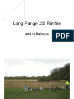 .22lr rifle ballistics
