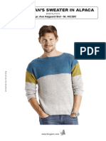 10155362 Gentleman's Sweater in Baby Alpaca in BC Garn 4022BC Downloadable PDF 2