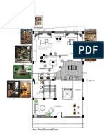 Multipurpose Hall Layout