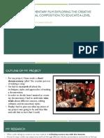 My Finalised EPQ Presentation