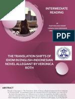 Intermediate Readingpak Tri