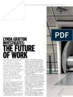 LBS Predicting the Future of Work