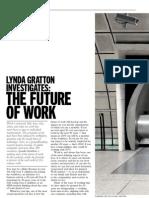 LBS Predicting the Future of Work