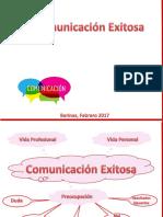 Modelo Presentación La Comunicación Exitosa