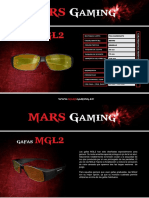 Mars Gaming. Gafas Mgl2. Ficha Es