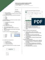 Evaluacion Excel 2 Periodo