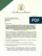 Letter to Adv Mrwebi