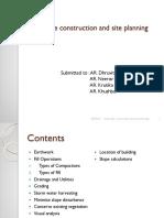 6.Landscape Construction and Site Planning