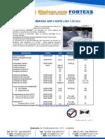Ficha Tecnica - Geomembrana Gm13 Hdpe Lisa 1.50 Mm