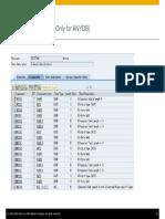 ABAP on SAP HANA – Optimization of Custom ABAP Codes for SAP HANA- Presentation-61