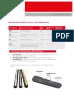 Flowrox LPP D Hose Datasheet