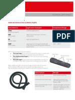 Flowrox LPP-T Hose Datasheet