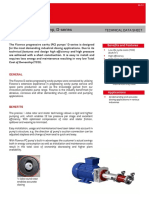 Flowrox PC-pump D-series Datasheet ENG(2)