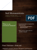 Soil Micronutrients Final