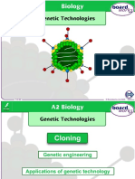 Genetic Technologies