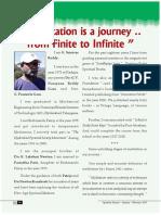 Srinivas Reddy Article