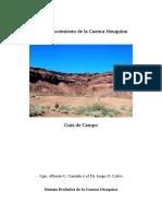 Síntesis Evolutiva de la Cuenca Neuquina Ggo. Alberto C. Garrido y el Dr. Jorge O. Calvo