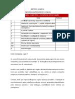 Projeto de Curso Treinamento in Company - Covernança Corporativa e Compliance Anticorrupção