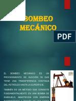 Bombeo Mecánico
