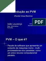 Introdução ao PVM