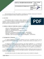 2006 P-ST-IRS4 Rev.1 (Insp Rad Sol Tuberias Segun API 1104)Año-CLIENTE