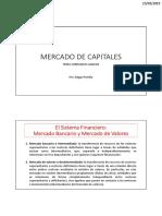 Notas de Clase - Mercados Anexos