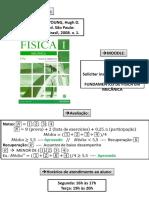 1-Unidades de Medida e Grandezas Físicas, Vetores e Introdução à Derivadas (2)