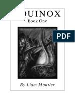 Liam Montier - Equinox