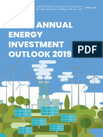 Apicorp Mena Annual Energy Investment Outlook 2019