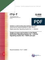 T-REC-Q.850-201810-I!!PDF-E