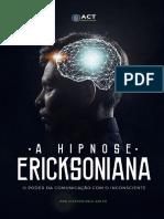 A Hipnose Ericksoniana