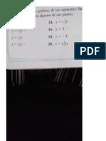 Graficas de Funciones Exponenciales