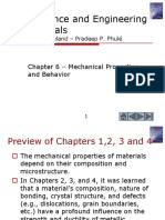 Chapter 6 Mechanical Behavior of Materials