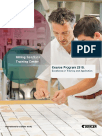 Catalog Course Program Preis 2019 En