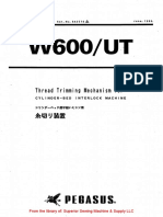 Pegasus W600UT Instruction Manual.pdf