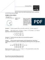 Math0993 Circle
