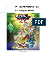 Digimon Adventure 02 - Battles in Digital World
