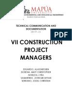 Vii Company Profile