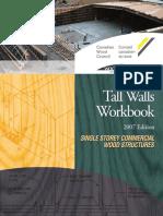 Tall Walls Workbook
