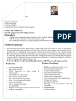Latest Resume Yogesh Charatkar