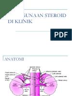 Penggunaan Steroid