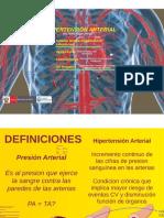 3. Hipertensión Arterial