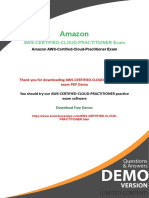 AWS Certified Cloud Practitioner Exam 2018 | Information Technology