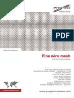 fine wire mesh progress.pdf