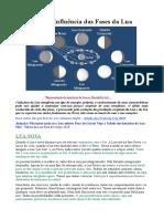 Significado e Influência Das Fases DaLua